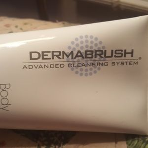 DERMABRUSH CLEANSING:BODY SCRUB W/PEPPERMINT